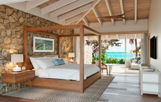 Rosewood Little Dix Bay, British Virgin Islands. TravelPlusStyle.com