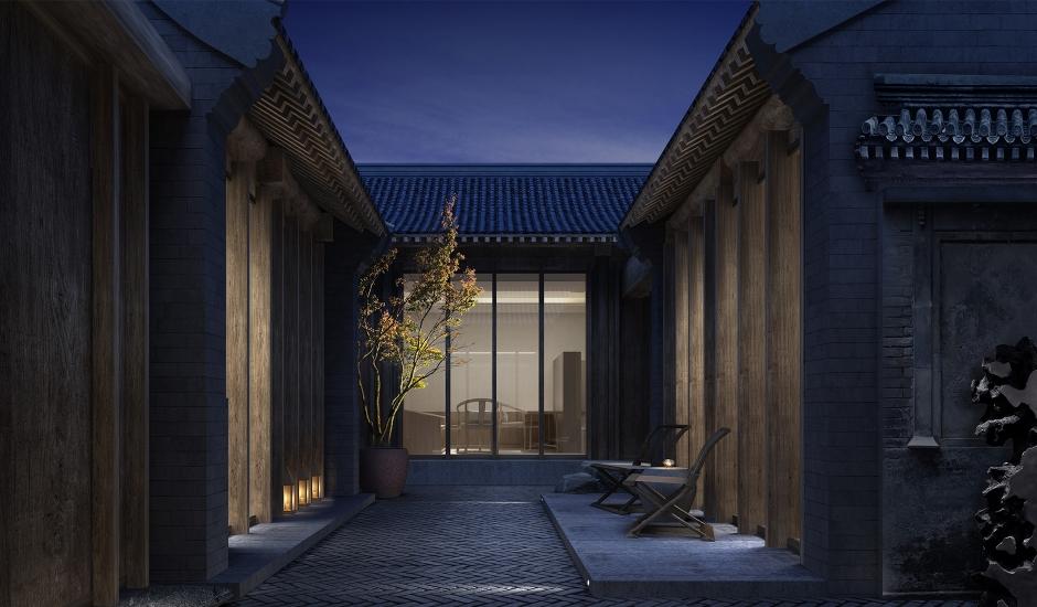 Mandarin Oriental Qianmen, Beijing. TravelPlusStyle.com