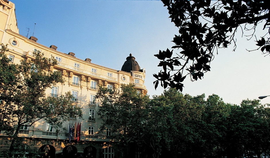 Hotel Ritz, Madrid, Spain. TravelPlusStyle.com