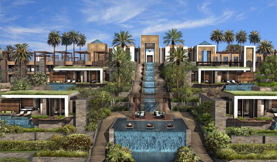 The Ritz-Carlton, Tamuda Bay, Morocco. TravelPlusStyle.com