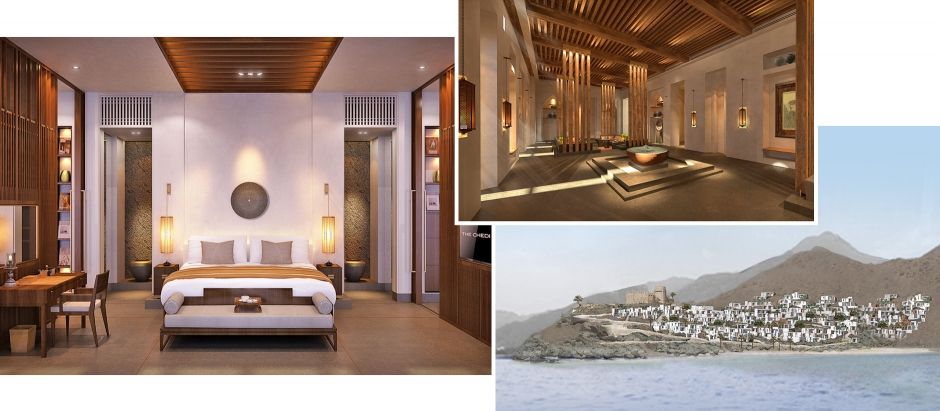 The Chedi Khorfakkan, Sharjah, United Arab Emirates. TravelPlusStyle.com