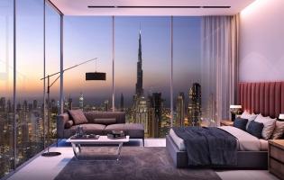 SLS Dubai Hotel & Residences, Dubai, UAE. TravelPlusStyle.com
