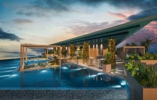 Fusion Suites Vung Tau, near Ho Chi Minh City, Vietnam. TravelPlusStyle.com