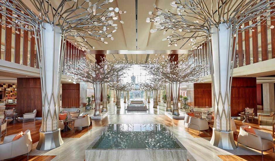 Mandarin Oriental Jumeira, Dubai, UAE. TravelPlusStyle.com