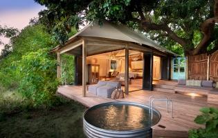 Nyamatusi Camp and Nyamatusi Mahogany, Zimbabwe. TravelPlusStyle.com