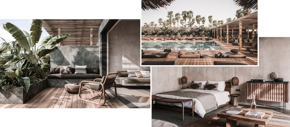 Casa Cook El Gouna, Hurghada, Egypt. TravelPlusStyle.com