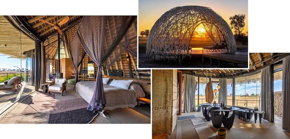 Jao Camp, Okavango Delta, Botswana. TravelPlusStyle.com
