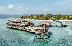 Soneva Fushi, Maldives. Luxury Hotel Review by TravelPlusStyle. © Soneva