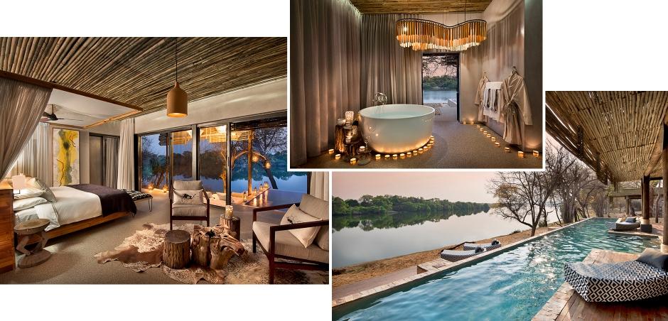 Matetsi Victoria FallsLodge, Zimbabwe. TravelPlusStyle.com