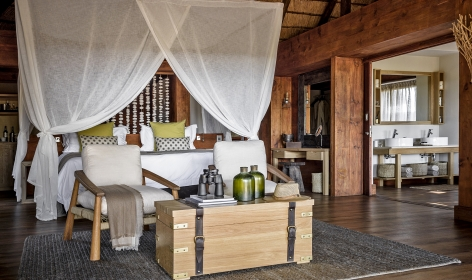 Chief's Camp, Okavango Delta, Botswana. TravelPlusStyle.com