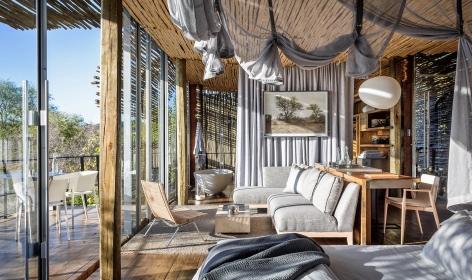 Singita Lebombo Lodge, Kruger Park, South Africa. TravelPlusStyle.com