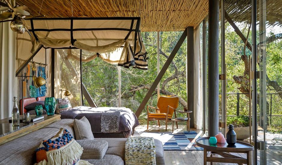 SingitaSweni Lodge, Kruger Park, South Africa. TravelPlusStyle.com