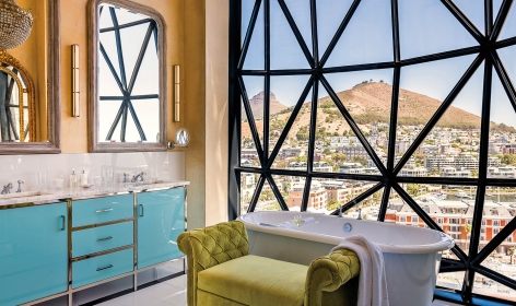 The Silo Hotel, Cape Town, South Africa. TravelPlusStyle.com