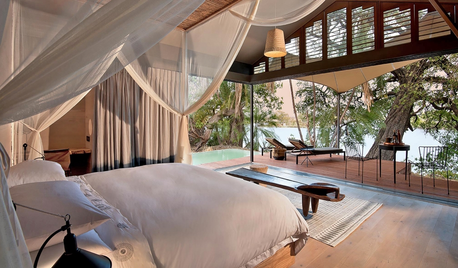 Thorntree River Lodge,Zambia. TravelPlusStyle.com