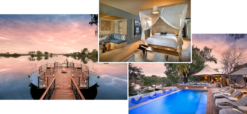 Thorntree River Lodge, Zambia. TravelPlusStyle.com