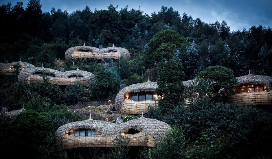 Bisate Lodge, Rwanda. TravelPlusStyle.com