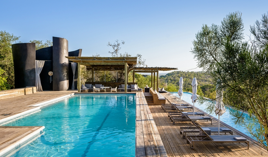 Singita Lebombo Lodge, Kruger Park, South Africa. TravelPlusStyle.com