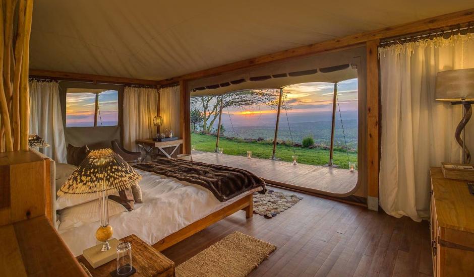 Loisaba Tented Camp by Elewana, Laikipia, Kenya. TravelPlusStyle.com