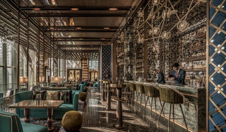 Four Seasons Hotel Kuala Lumpur,Malaysia. TravelPlusStyle.com