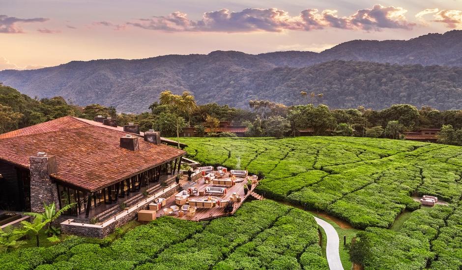One&Only Nyungwe House, Rwanda. TravelPlusStyle.com