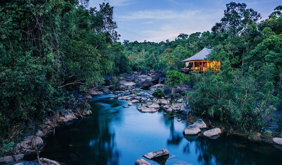 Shinta Mani Wild, Cambodia. TravelPlusStyle.com