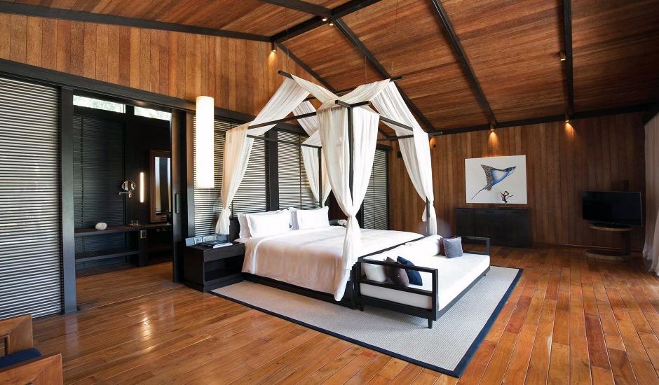 Taj Exotica Resort & Spa, Andaman Islands, India. TravelPlusStyle.com