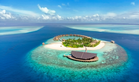 Kudadoo Maldives Private Island,Maldives. TravelPlusStyle.com