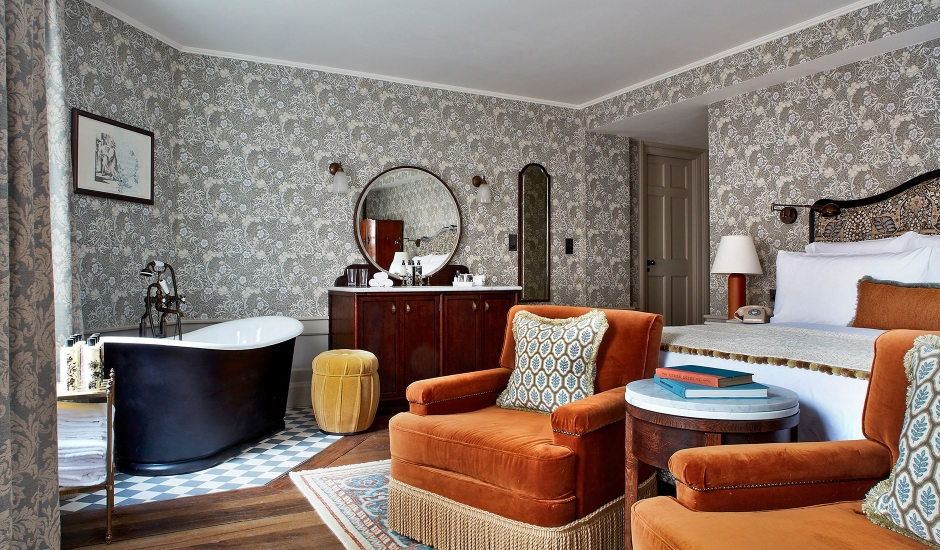 Kettner's Townhouse, London, UK. TravelPlusStyle.com