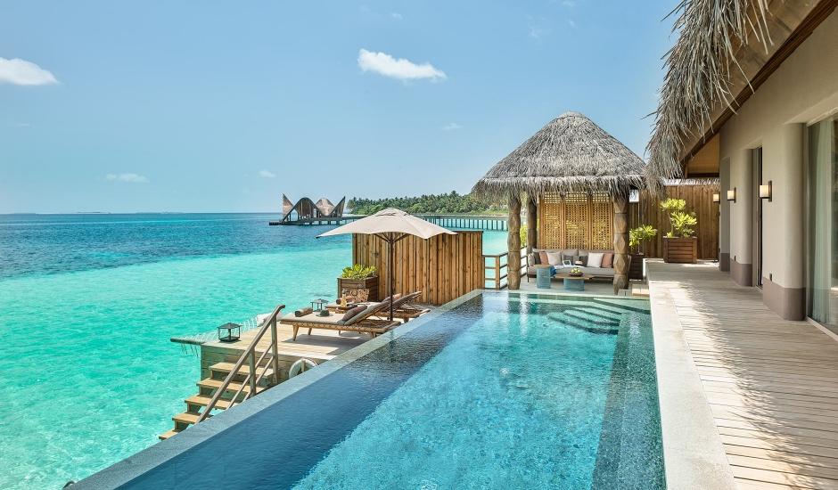 JOALI, The Maldives. TravelPlusStyle.com