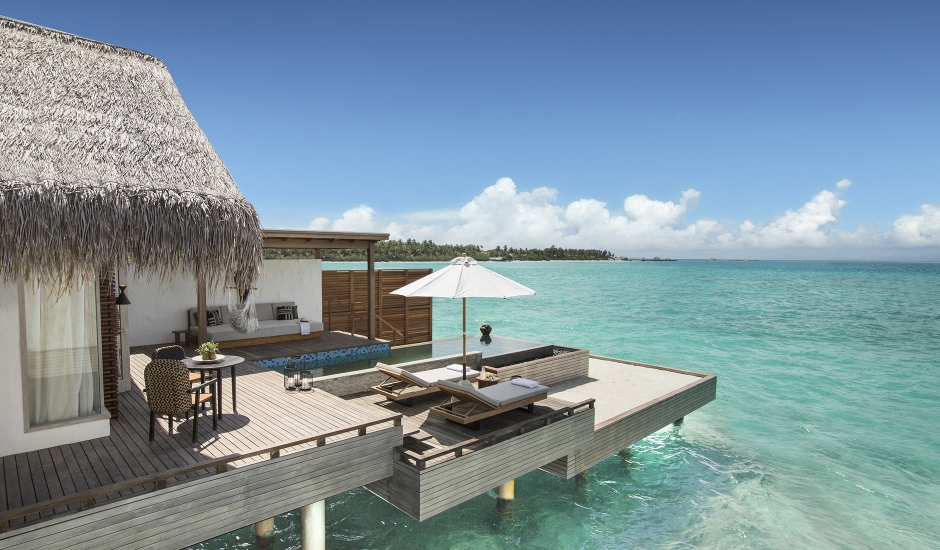 Fairmont Maldives - Sirru Fen Fushi, Maldives. TravelPlusStyle.com