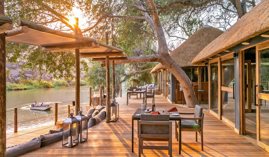 Serra Cafema Camp, Kunene, Namibia. TravelPlusStyle.com