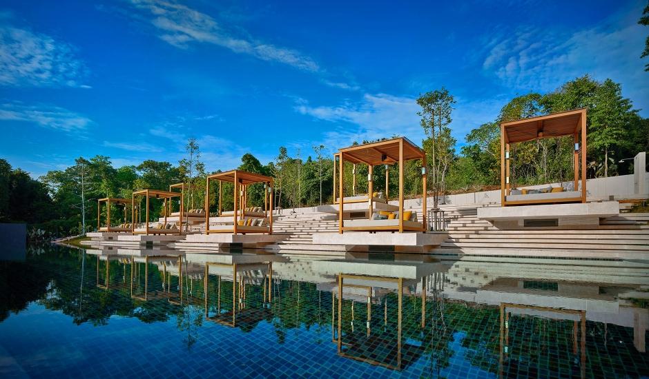 The Ritz-Carlton, Koh Samui, Thailand. TravelPlusStyle.com