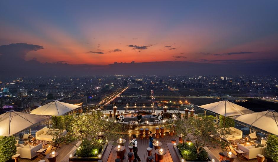 Rosewood Phnom Penh, Cambodia. TravelPlusStyle.com