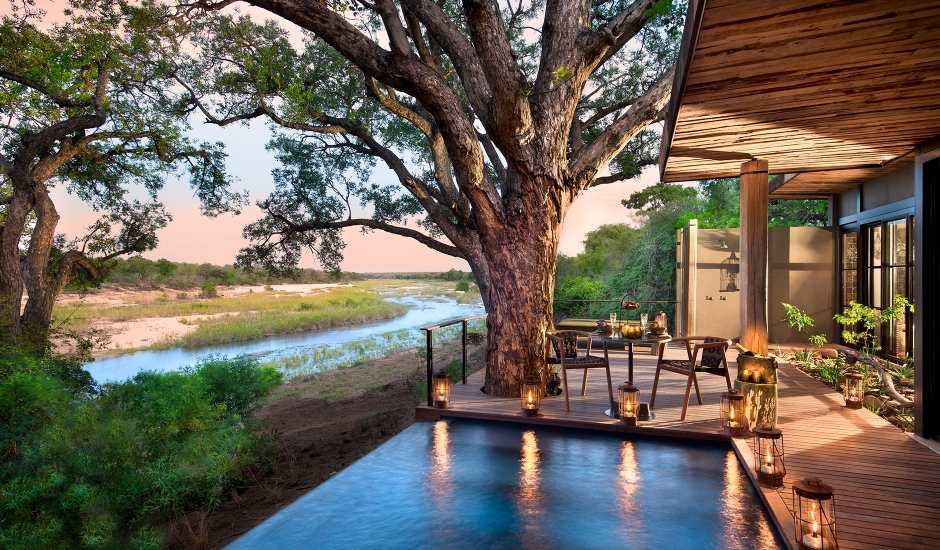 &Beyond Tengile River Lodge – Sabi Sand, South Africa. TravelPlusStyle.com
