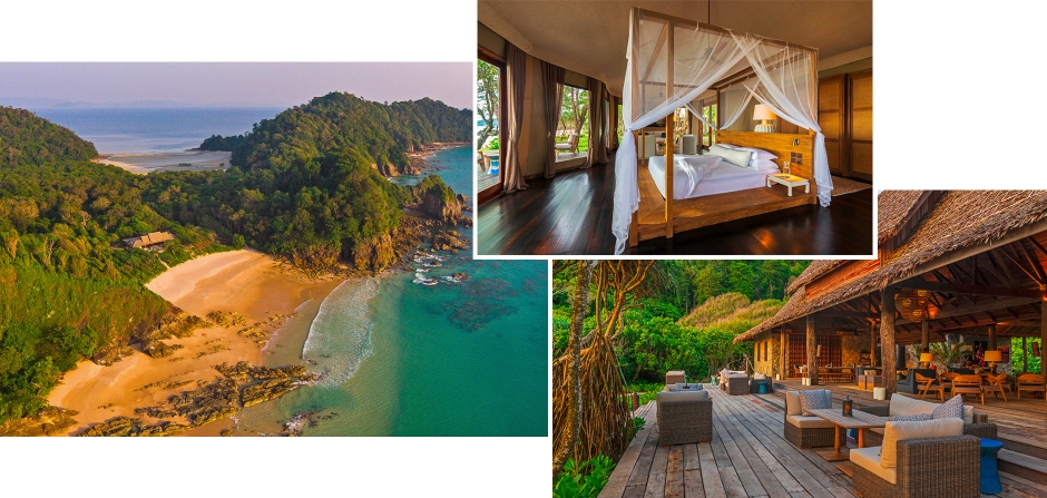 Wa Ale Island Resort, Burma. TravelPlusStyle.com