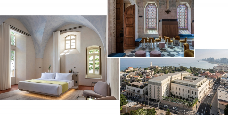 The Jaffa, A Luxury Collection Hotel. TravelPlusStyle.com
