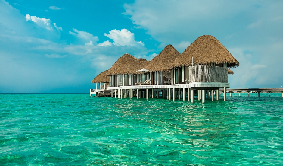 COMO Maalifushi, Maldives. The Best Luxury Resorts in the Maldives by TravelPlusStyle.com