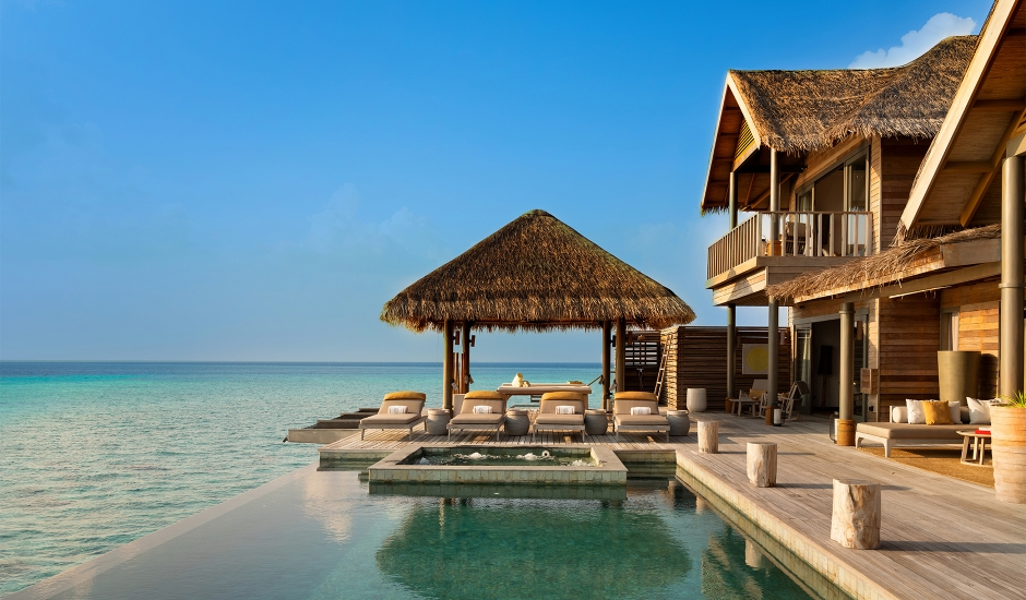 Vakkaru Maldives, Baa Atoll, Maldives. The Best Luxury Resorts in the Maldives by TravelPlusStyle.com