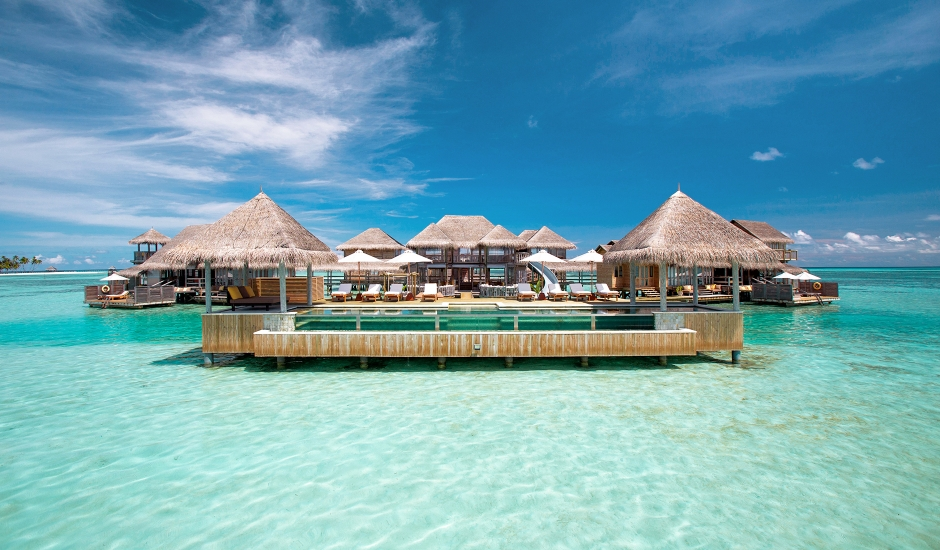 Gili Lankanfushi, North Male Atoll, Maldives. The Best Luxury Resorts in the Maldives by TravelPlusStyle.com