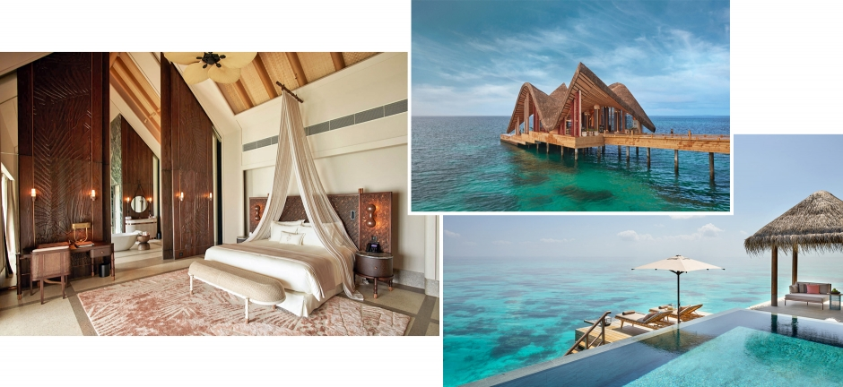 JOALI Maldives, Raa Atoll, Maldives. The Best Luxury Resorts in the Maldives by TravelPlusStyle.com