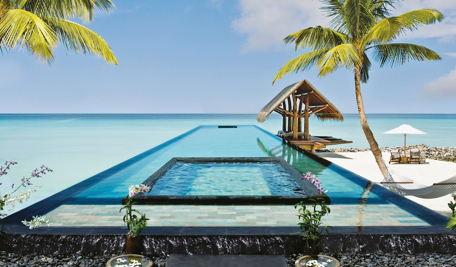 One&Only Reethi Rah, North Male Atoll, Maldives. The Best Luxury Resorts in the Maldives by TravelPlusStyle.com