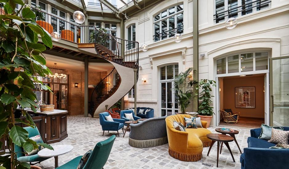 The Hoxton, Paris, France. TravelPlusStyle.com