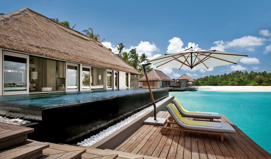 Cheval Blanc Randheli, Noonu Atoll, Maldives. The Best Luxury Resorts in the Maldives by TravelPlusStyle.com