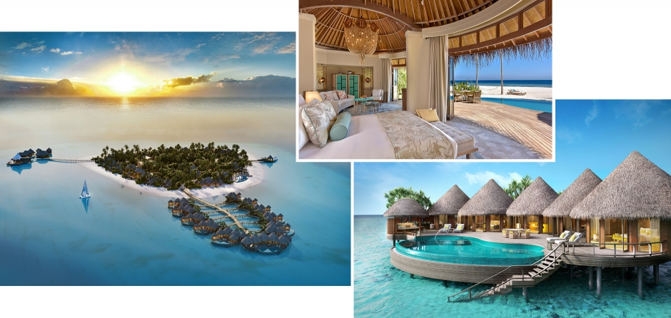 The Nautilus, Maldives. The Best Luxury Resorts in the Maldives by TravelPlusStyle.com