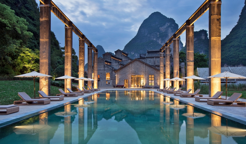 Alila Yangshuo, China. TravelPlusStyle.com