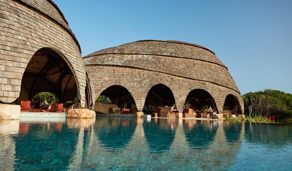 Wild Coast Tented Lodge, Yala, Sri Lanka. TravelPlusStyle.com