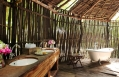Acacia Nyumba outdoor bathroom © The Red Pepper House, Lamu
