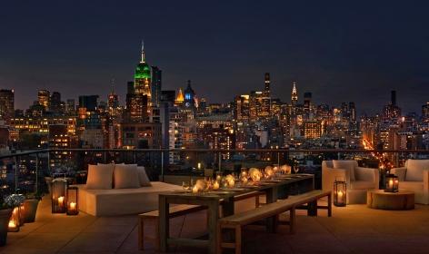 Public Hotel,New York, US. TravelPlusStyle.com