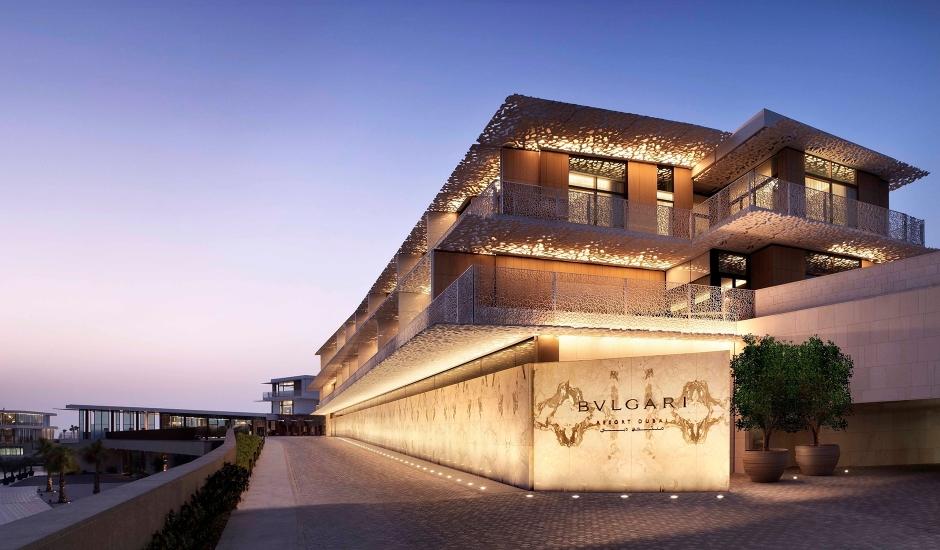 Bulgari Resort, Dubai, UAE. TravelPlusStyle.com