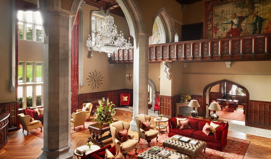 Adare Manor, Ireland. TravelPlusStyle.com